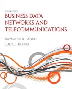 Test bank for Business Data Networks and Telecommunications 8th Edition by Panko