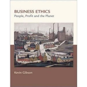 Test bank for Business Ethics People Profits and the Planet Gibson