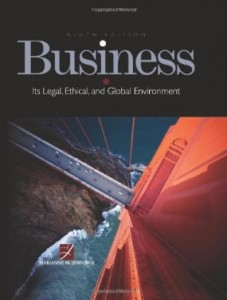 Test bank for Business Its Legal Ethical and Global Environment 9th Edition by Jennings