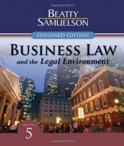 Test bank for Business Law and the Legal Environment 5th Edition by Beatty