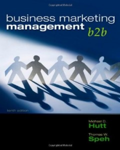 Test bank for Business Marketing Management B2B 10th Edition by Hutt