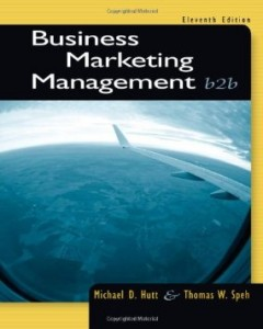 Test bank for Business Marketing Management B2B 11th Edition by Hutt