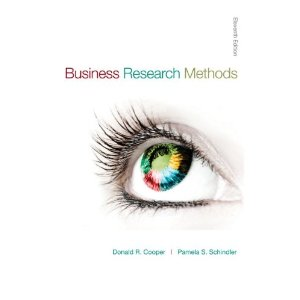 Test bank for Business Research Methods 11th Edition Cooper