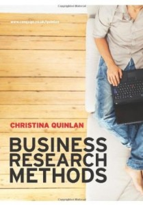 Test bank for Business Research Methods 1st Edition by Quinlan