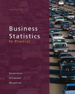 Test bank for Business Statistics in Practice 6th Edition by Bowerman