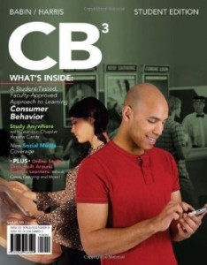 Test bank for CB3 CB 3rd Edition Consumer Behavior by Babin