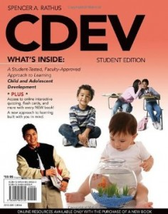 Test bank for CDEV 1st Edition by Rathus