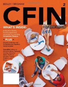 Test bank for CFIN 2 2nd Edition by Besley