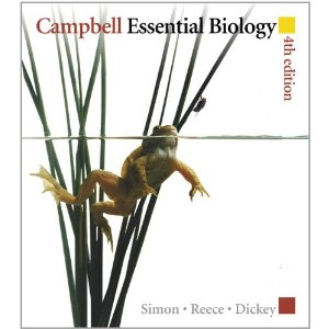 Test bank for Campbell Essential Biology 4th Edition Simon Reece
