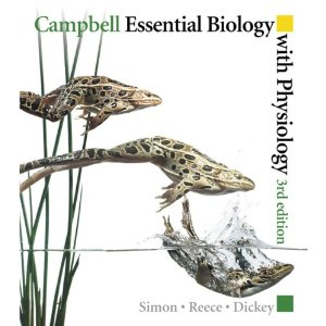 Test bank for Campbell Essential Biology with Physiology 3rd Edition Simon Reece