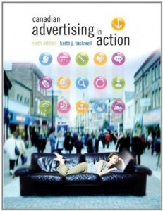 Test bank for Canadian Advertising in Action 9th Edition by Tuckwell