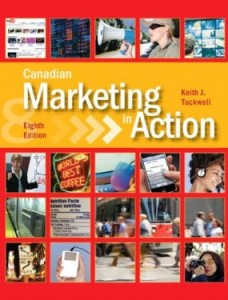 Test bank for Canadian Marketing in Action 8th Edition by Tuckwell