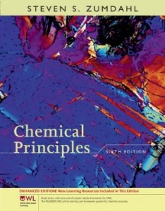 Test bank for Chemical Principles 6th Edition (Chapters 2-21) by Zumdahl