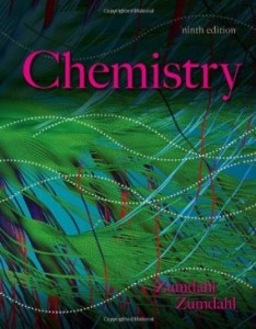 Test bank for Chemistry 9th Edition by Zumdahl