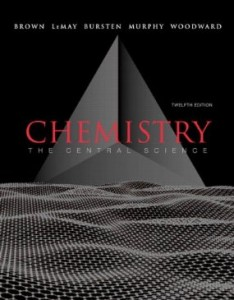 Test bank for Chemistry The Central Science 12th Edition by Brown
