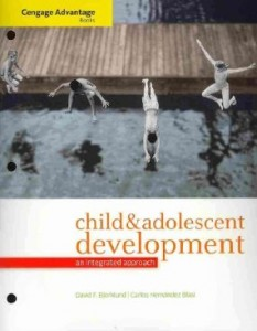 Test bank for Child and Adolescent Development An Integrated Approach 1st Edition by Bjorklund
