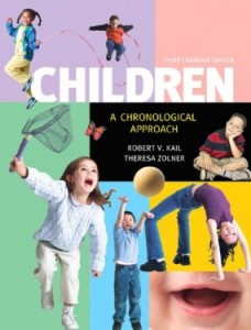 Test bank for Children A Chronological Approach 3rd Canadian Edition by Kail