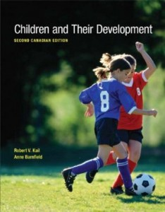 Test bank for Children and Their Development 2nd Canadian Edition by Kail