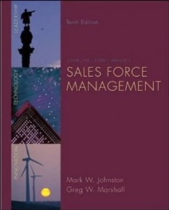 Test bank for Churchill Ford Walkers Sales Force Management 10th Edition by Johnston