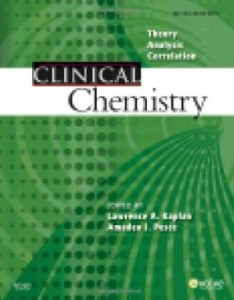 Test bank for Clinical Chemistry 5th Edition by Kaplan
