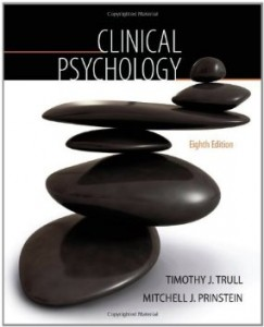 Test bank for Clinical Psychology 8th Edition by Trull
