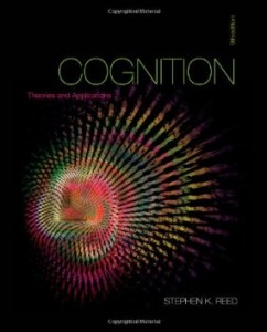 Test bank for Cognition Theories and Applications 9th Edition by Reed