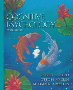 Test bank for Cognitive Psychology 8th Edition by Solso