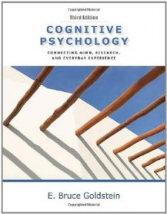 Test bank for Cognitive Psychology Connecting Mind Research and Everyday Experience 3rd Edition by Goldstein