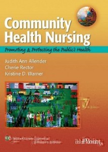 Test bank for Community Health Nursing Promoting and Protecting the Publics Health 7th Edition by Allender