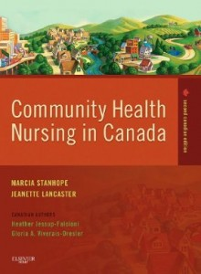 Test bank for Community Health Nursing in Canada 2nd Edition by Stanhope