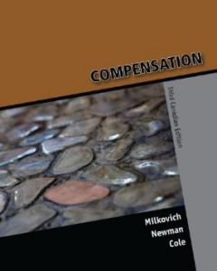 Test bank for Compensation 3rd Canadian Edition by Milkovich