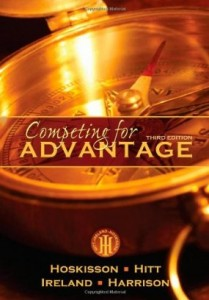 Test bank for Competing for Advantage 3rd Edition by Hoskisson