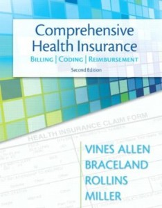 Test bank for Comprehensive Health Insurance Billing Coding and Reimbursement 2nd Edition by Vines Allen
