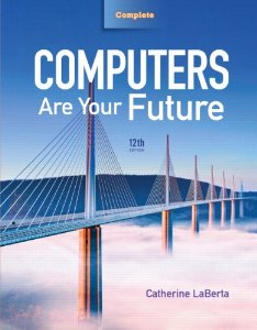 Test bank for Computers Are Your Future 12th Edition by Laberta