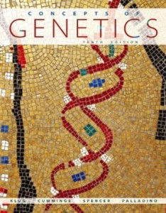 Test bank for Concepts of Genetics 10th Edition by Klug