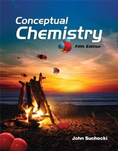Test bank for Conceptual Chemistry 5th Edition by Suchocki