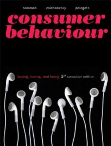 Test bank for Consumer Behaviour Buying Having and Being 5th Canadian Edition by Solomon