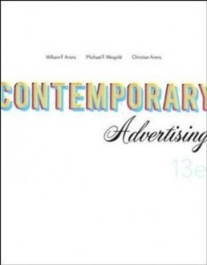 Test bank for Contemporary Advertising and Integrated Marketing Communications 13th Edition by Arens