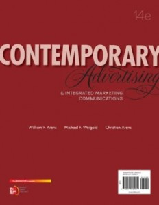Test bank for Contemporary Advertising and Integrated Marketing Communications 14th Edition by Arens