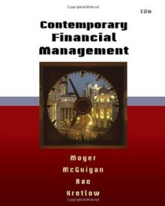 Test bank for Contemporary Financial Management 12th Edition by Moyer