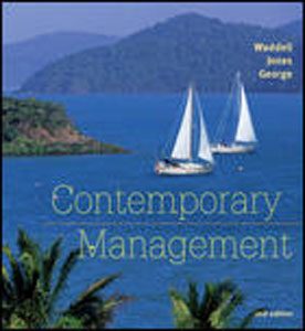 Test bank for Contemporary Management 2nd Edition by Waddell