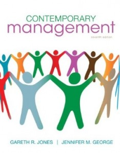 Test bank for Contemporary Management 7th Edition by Jones