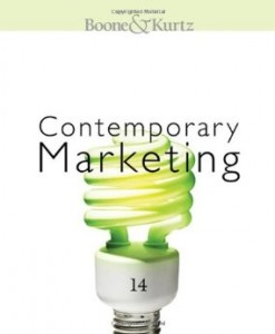 Test bank for Contemporary Marketing 14th Edition by Boone