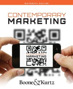 Test bank for Contemporary Marketing 16th Edition by Boone