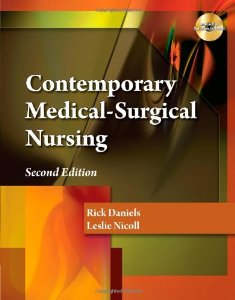 Test bank for Contemporary Medical Surgical Nursing 2nd Edition by Daniels