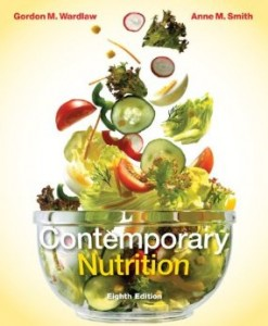 Test bank for Contemporary Nutrition 8th Edition by Wardlaw