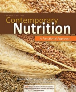 Test bank for Contemporary Nutrition A Functional Approach 2nd Edition by Wardlaw