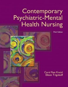 Test bank for Contemporary Psychiatric Mental Health Nursing 3rd Edition by Kneisl