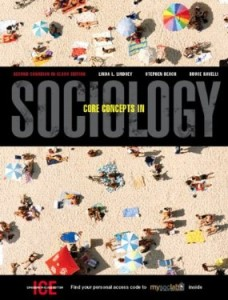 Test bank for Core Concepts in Sociology 2nd Canadian Edition by Lindsey