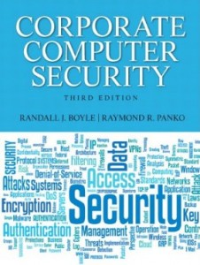 Test bank for Corporate Computer Security 3rd Edition by Boyle